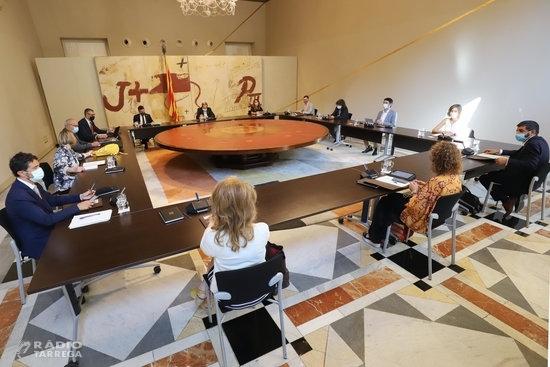 La restricció de trobades de més de 10 persones entrarà en vigor el cap de setmana