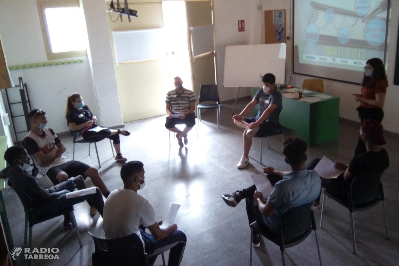 El Centre de Formació la Solana de Tàrrega engega un nou projecte de formació, orientació i contractació laboral adreçat a joves de 16 a 29 anys