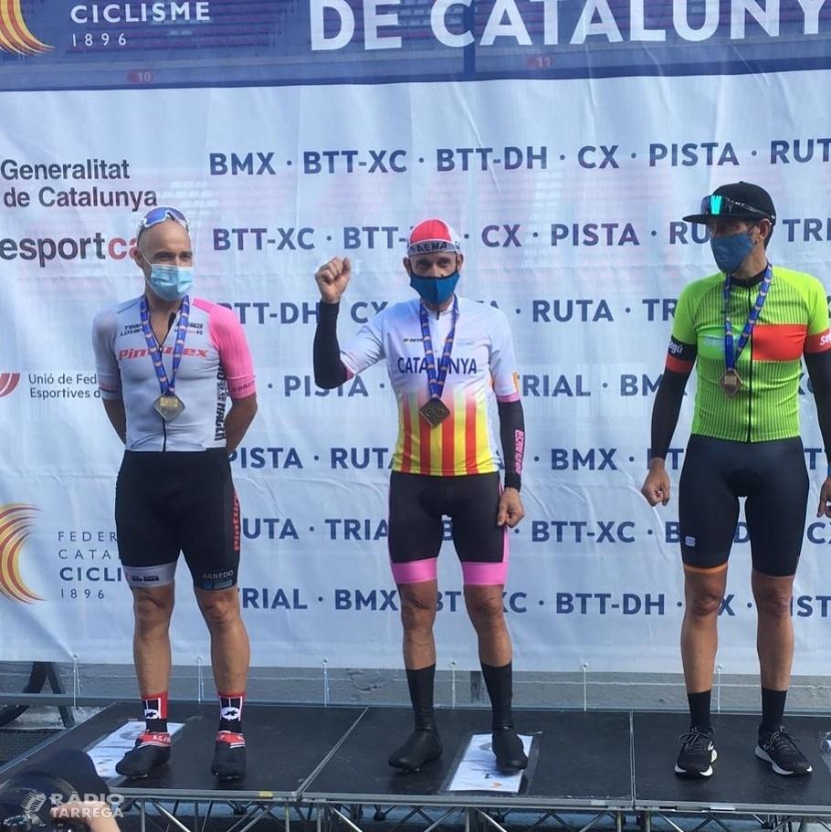 El ciclista targarí Manel Seco es proclama Campió de Catalunya en Categoria Master al Circuit de Catalunya