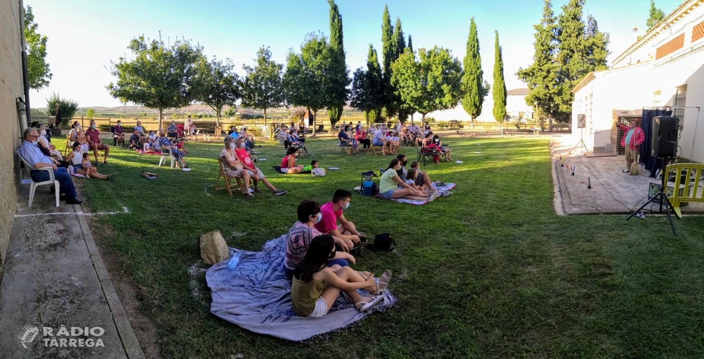 El festival a2m de Tornabous encara la recta final avui dijous amb les actuacions de Joan Colomo i Selektah Elektra