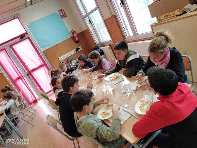 El Consell Comarcal de la Segarra adjudica a la cooperativa Lleure Quàlia del Grup Alba la gestió dels 9 menjadors escolars per un període de 5 anys