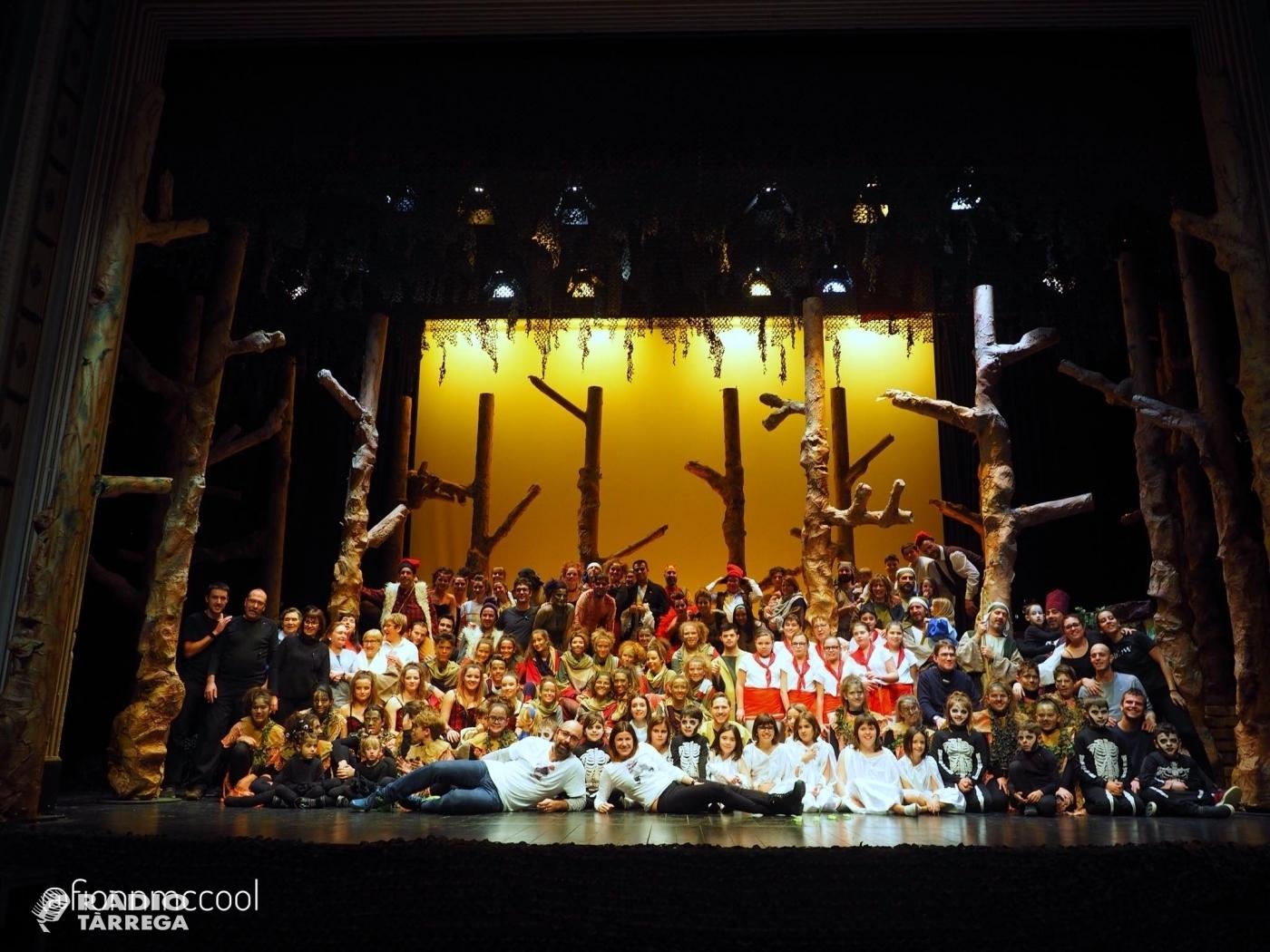 El Grup de Teatre BAT de Tàrrega suspèn les representacions d''Els Pastorets' programades per al Nadal vinent