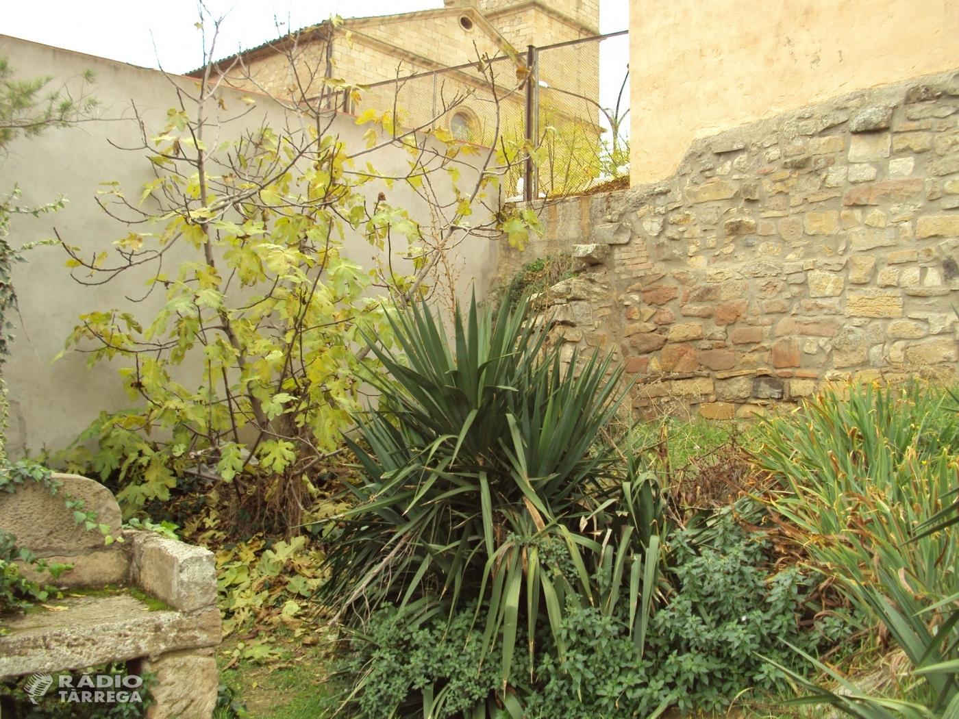 Reurbanització de l'espai del Forn de Nalec