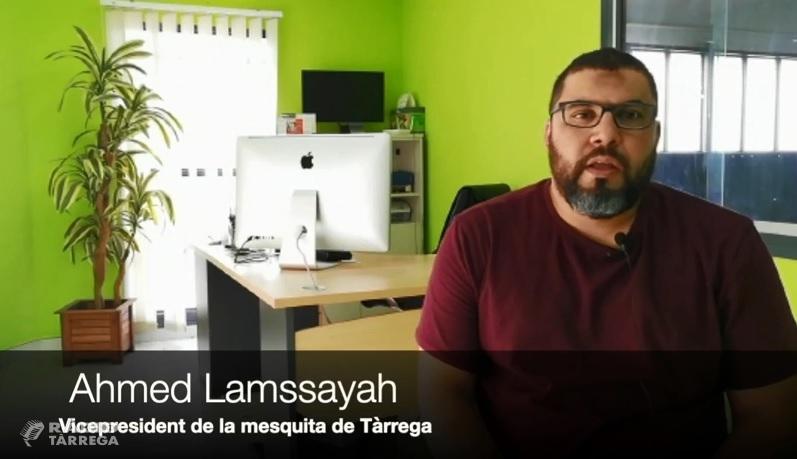 La comunitat musulmana de Tàrrega divulga dos vídeos en llengua àrab i amazic amb recomanacions sanitàries davant la pandèmia