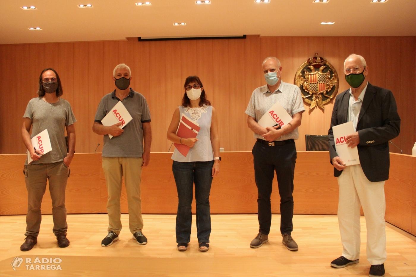Tàrrega rep en donació el fons fotogràfic personal del periodista Josep Serra Teixidó, el qual es dipositarà a l'Arxiu Comarcal de l'Urgell