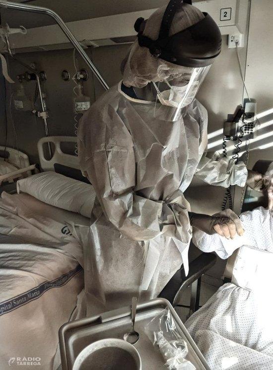 L'hospital Santa Maria de Lleida queda lliure de covid-19 després de donar d'altra al darrer pacient amb la malaltia