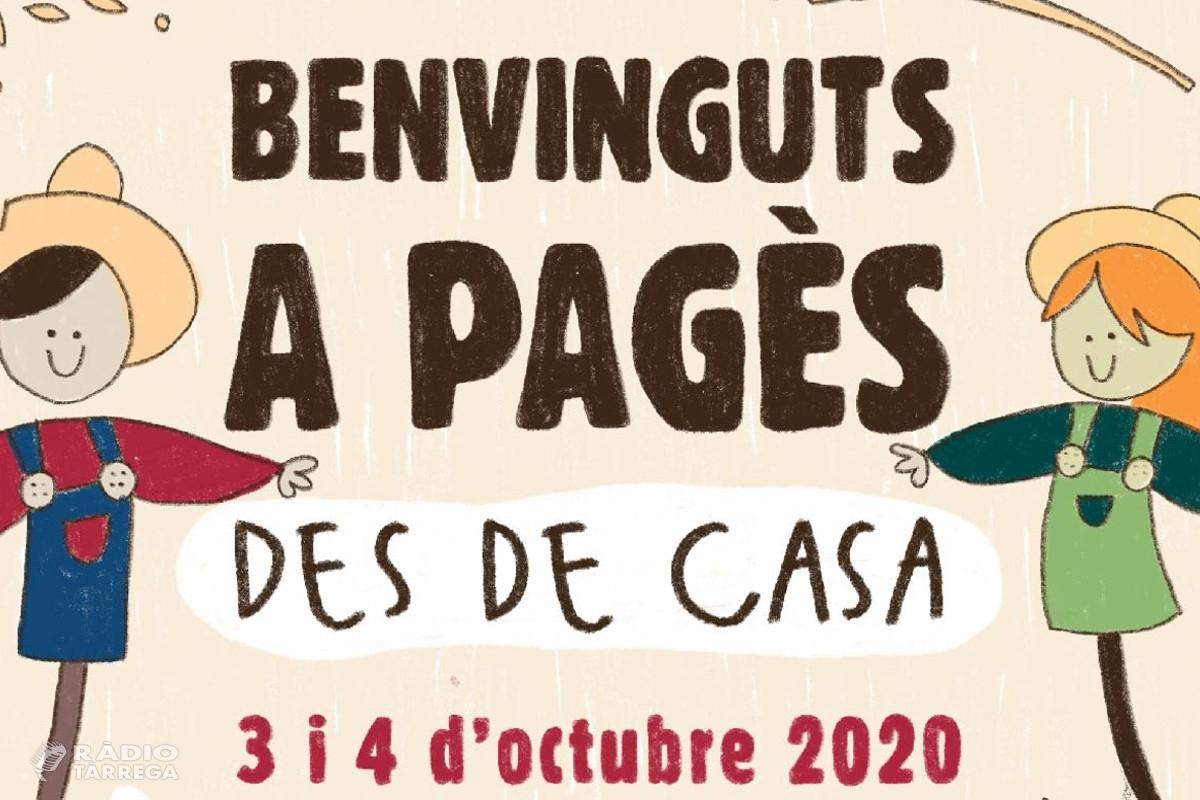 Torna el 'Benvinguts a Pagès' enguany en edició virtual