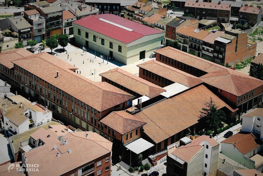 Confinats 30 alumnes de l'escola Vedruna Tàrrega per un positiu per PCR