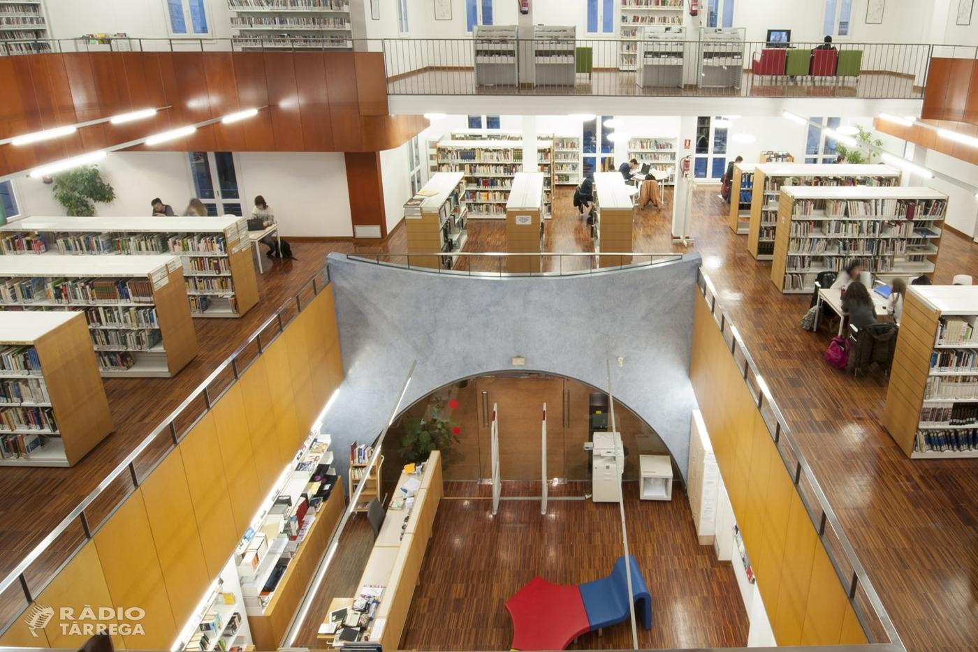 La Biblioteca Pública de Tàrrega - Germanes Güell reprèn els clubs de lectura, que s'amplien amb una nova proposta dedicada al feminisme