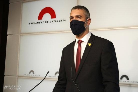 El TSJC fixa la data del 14 de desembre per al judici contra Bernat Solé per la seva actuació com a alcalde l'1-O