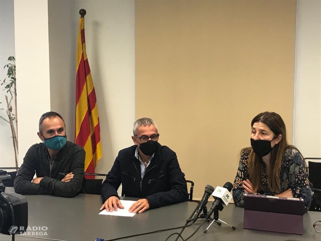 763.660,34 € per al finançament d'inversions a les comarques del Pla d'Urgell, l'Urgell, les Garrigues i el Segrià Sud, en el marc del programa Leader
