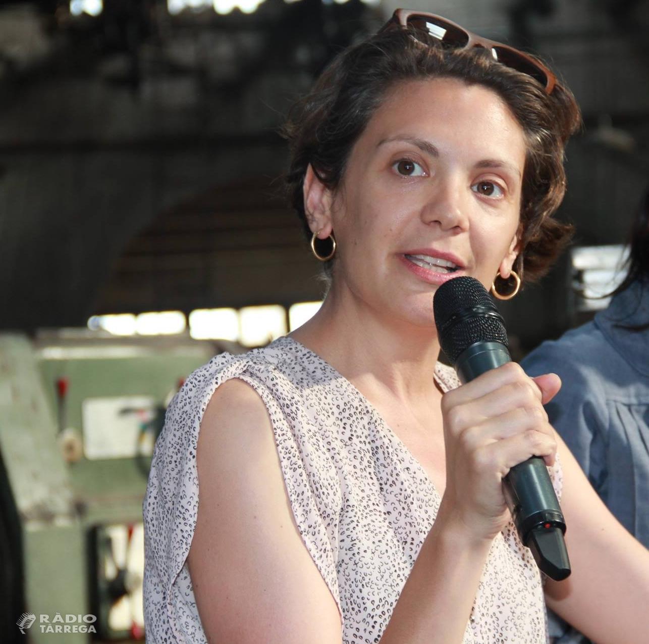 El Consell d'Administració aprova el nomenament de Natàlia Lloreta com a nova directora executiva de FiraTàrrega