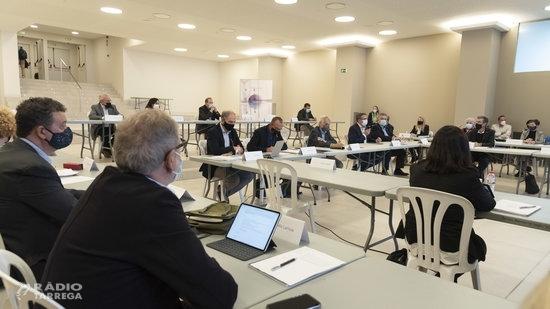 GlobaLleida es reformularà per impulsar el projecte de transformació econòmica de les comarques lleidatanes