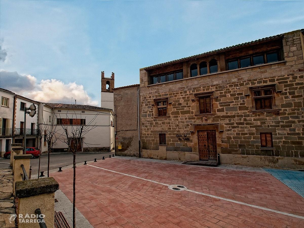 L'Ajuntament de Tornabous signa un conveni de col·laboració amb l'associació InÀfora