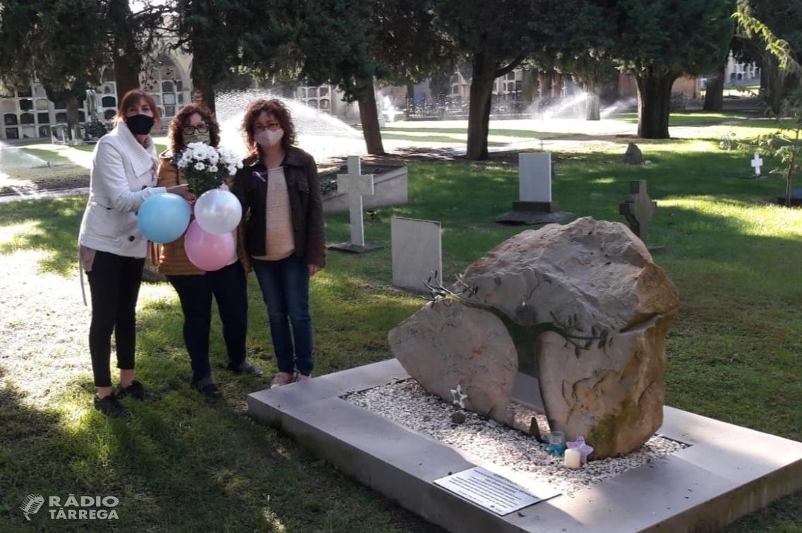 Tàrrega expressa el seu suport a les famílies que han patit una mort perinatal