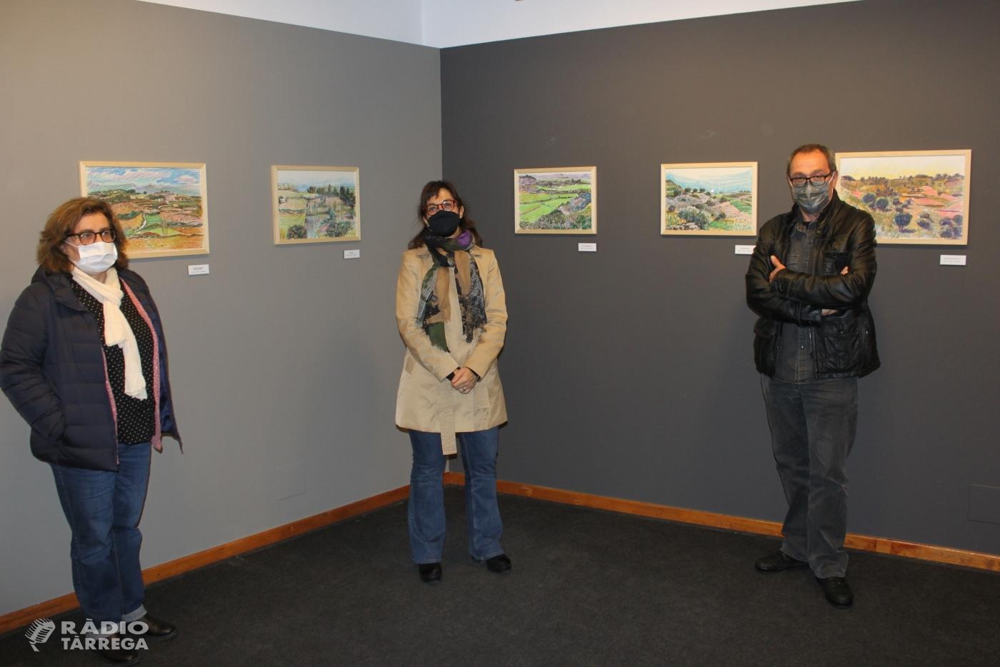 El Museu Tàrrega Urgell obre una nova exposició que treu a la llum obra inèdita del pintor Lluís Trepat
