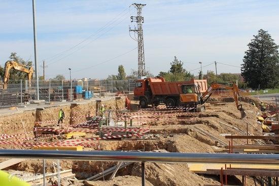 Avança la construcció del l'hospital annex a l'Arnau de Vilanova que servirà per augmentar la capacitat assistencial