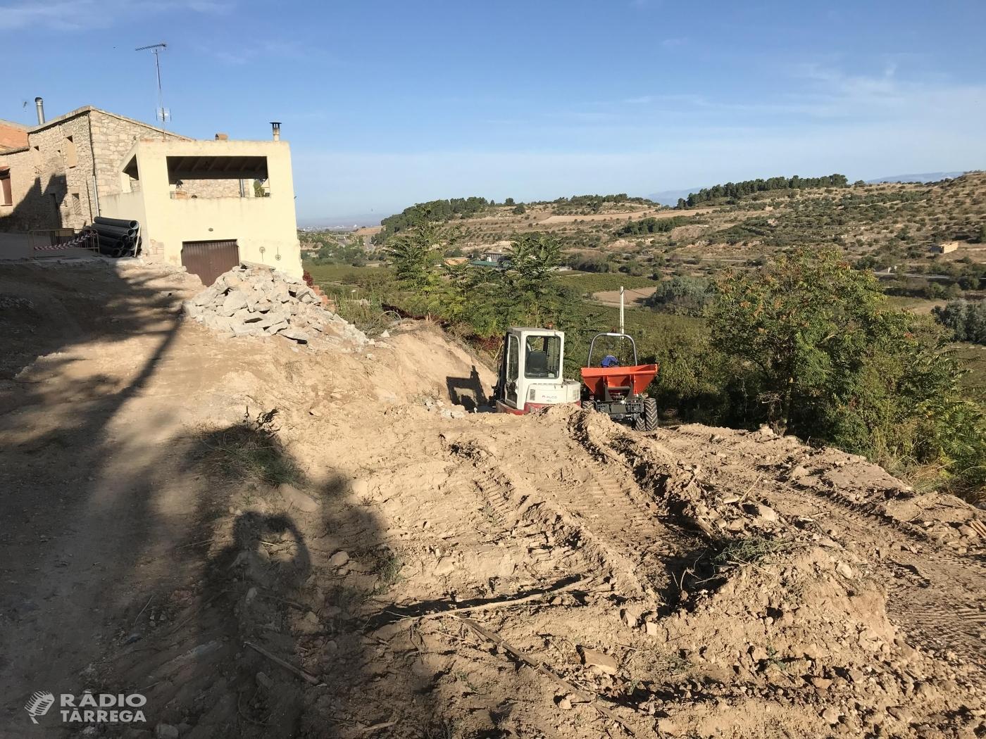 S'inicien les obres d'urbanització del Porta del Gel de Ciutadilla
