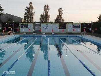 Els nedadors del Club Natació Tàrrega tornen a l'aigua a Verdú