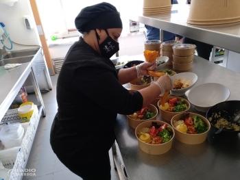 El restaurant 'El Gat' del grup Alba de Tàrrega es reinventa durant la pandèmia