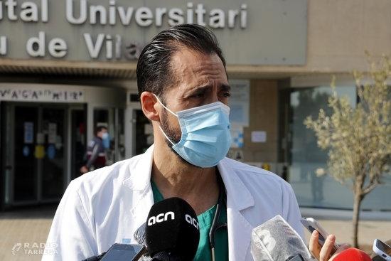 """Es doblen en menys de 15 dies els ingressats per coronavirus a Lleida i la situació """"recorda a l'estiu"""""""