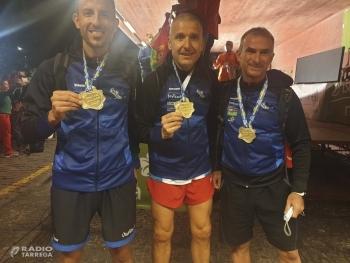 L'atleta targaríJosep Ramon Sanahuja aconsegueix 2 medalles al Campionat d'Europa d'atletisme
