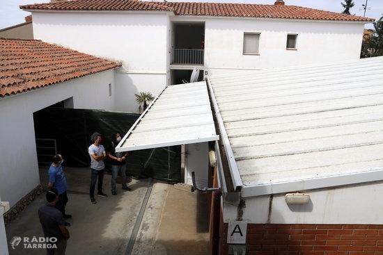 L'alberg de Bellpuig acollirà persones que no tenen condicions per poder fer el confinament