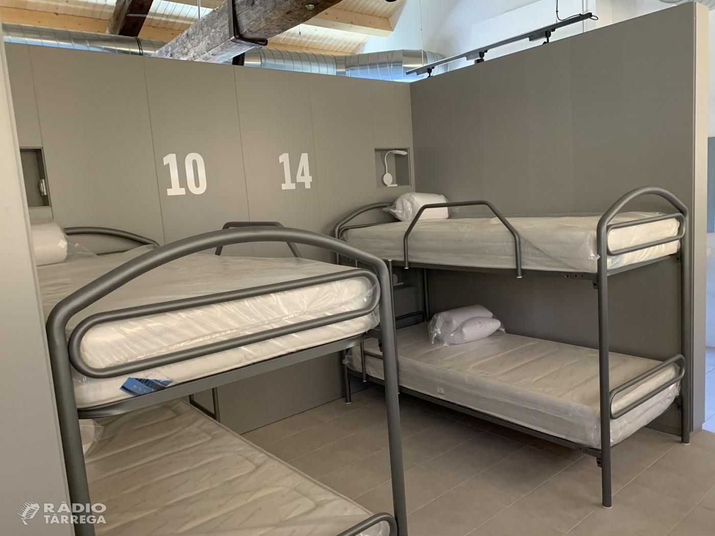 Vallbona de les Monges ja disposa de nou alberg