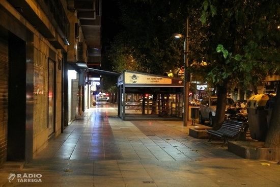 El Procicat allarga fins al 23 de novembre el toc de queda a Catalunya