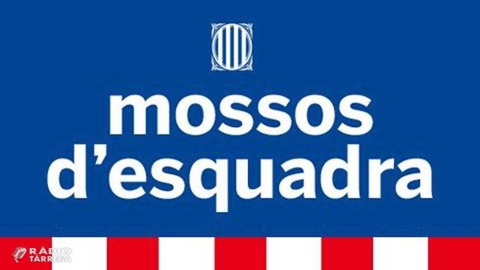 Els  Mossos d'Esquadra detenen un home a l'Urgell per un robatori amb força a l'interior d'un domicili