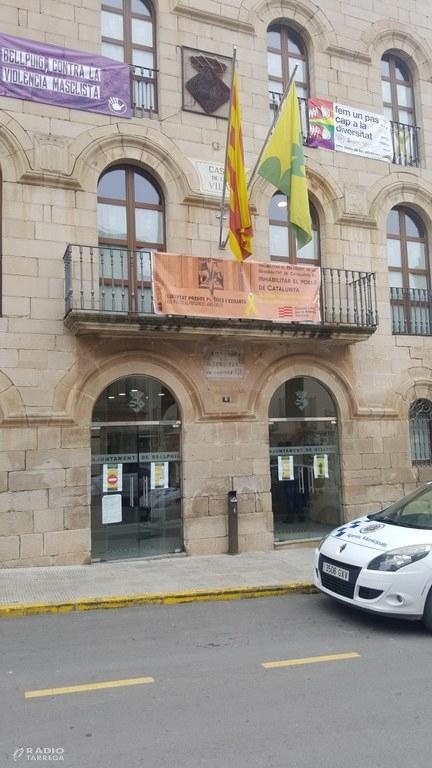 L'Ajuntament de Bellpuig s'adhereix al conveni marc que regula la situació laboral de les persones treballadores dins l'àmbit de l'administració pública en municipis de menys de 20.000 habitants