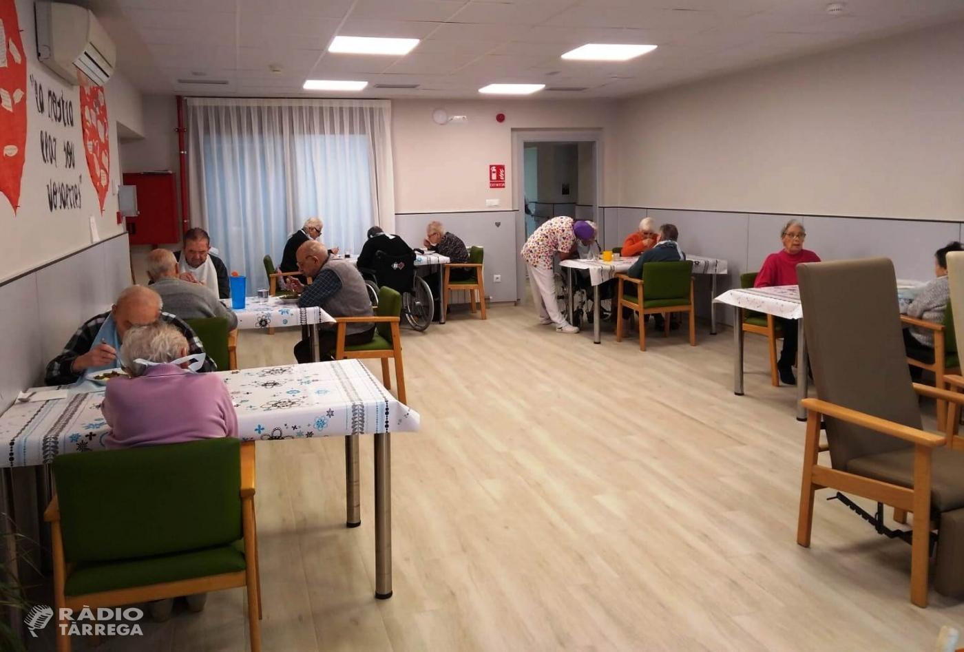 Finalitzades les obres de la segona planta de la residència geriàtrica Cal Mas Vell
