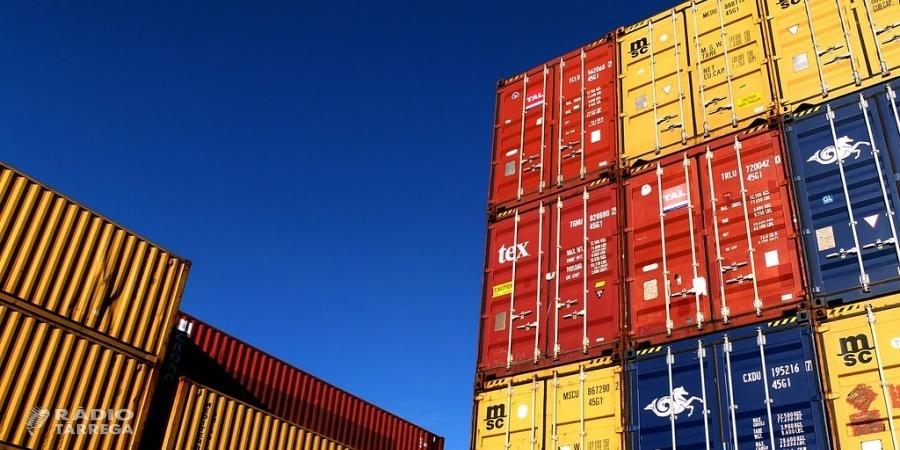 Les exportacions lleidatanes cauen un 7,8% al setembre i es situen en els 205,1 MEUR en plena crisi de la covid-19