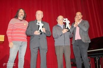 Enric Segarra premi Mèrit Musical 2020 atorgat per l'Ajuntament de Bellpuig