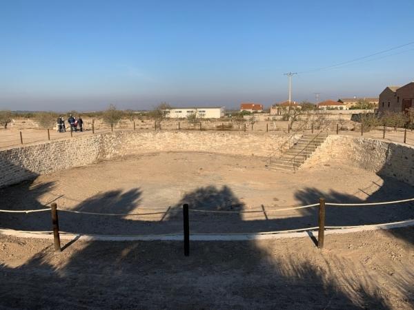 La Diputació de Lleida recupera la bassa Dolç de Belianes en el marc del projecte Ponent Actiu