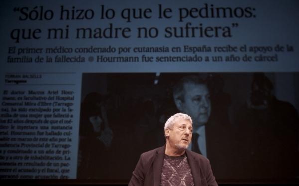 Tàrrega reprèn l'activitat escènica al Teatre Ateneu el dissabte 28 de novembre amb una peça que reflexiona sobre l'eutanàsia