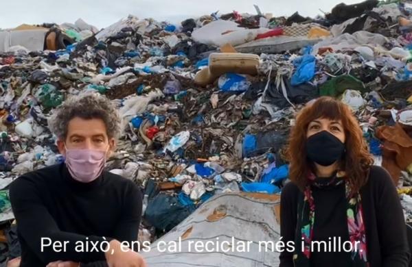 Tàrrega se suma a la Setmana Europea de la Prevenció de Residus amb una campanya audiovisual de sensibilització
