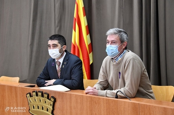 El 83% de la població de la Segarra i el 74% de la població de l'Urgell quedarà coberta amb la xarxa de fibra òptica de la Generalitat aquest 2021