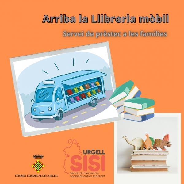 El Servei d'intervenció socioeducativa itinerant de l'Urgell posa en marxa una Biblioteca Mòbil
