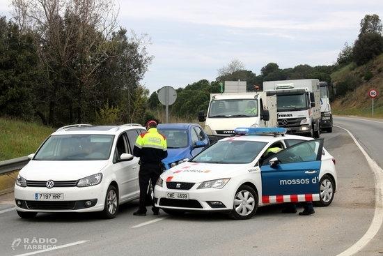 Baixen un 13% els delictes registrats a la demarcació de Lleida entre gener i setembre respecte a l'any passat