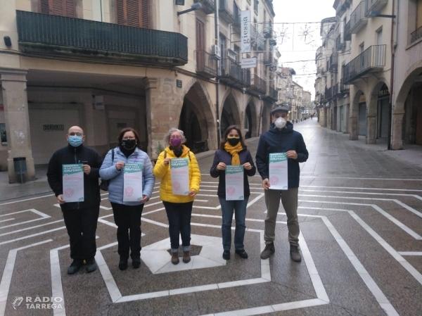 Junts fa campanya a favor del comerç local
