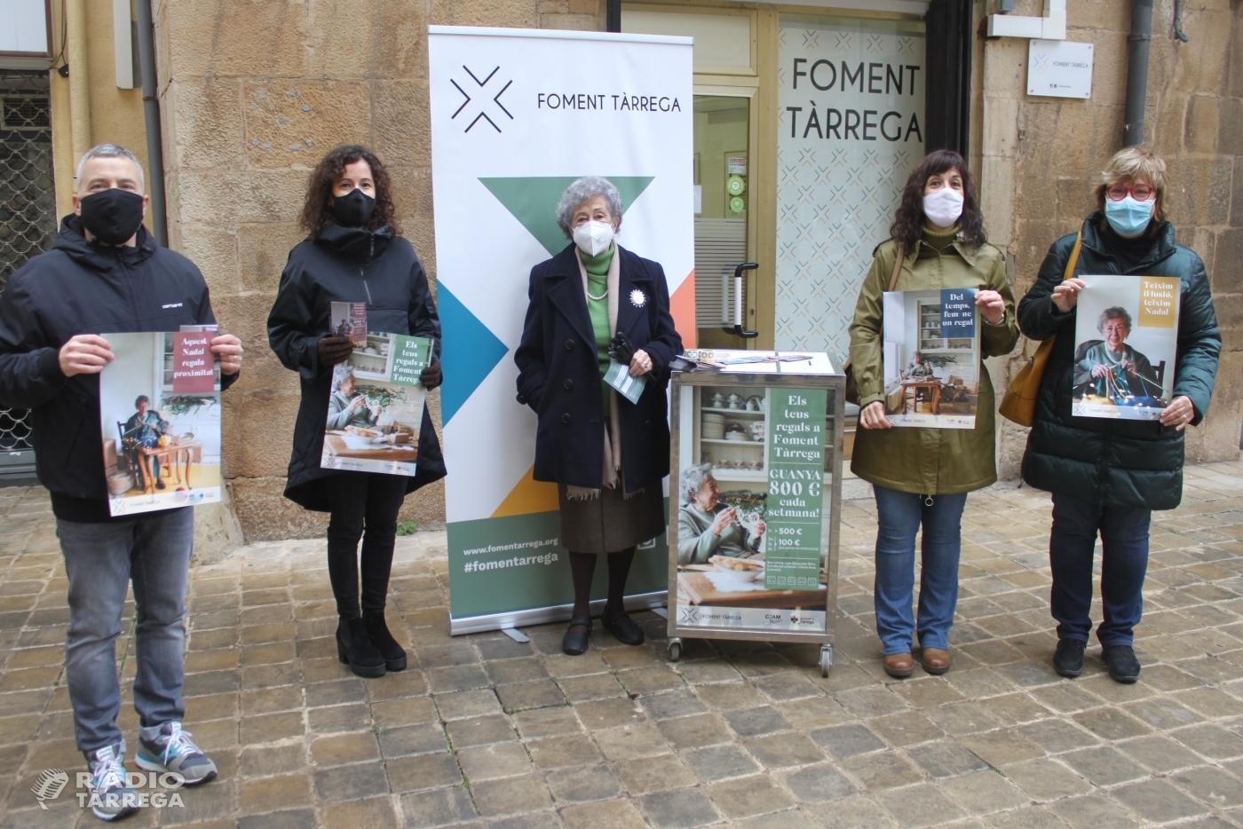 Foment Tàrrega presenta la campanya de Nadal 2020/21