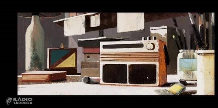 El pintor afincat a Tàrrega Magí Puig col·labora en el film 'Josep' seleccionat a Cannes 2020