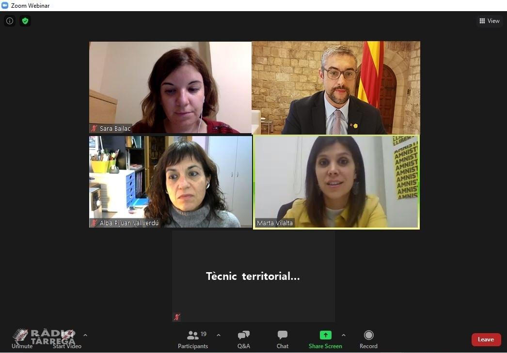 Vilalta: 'Cal enfortir la base de suports per demostrar que la República Catalana és una opció majoritària, però sense descartar la via de la unilateralitat i la desobediència civil'