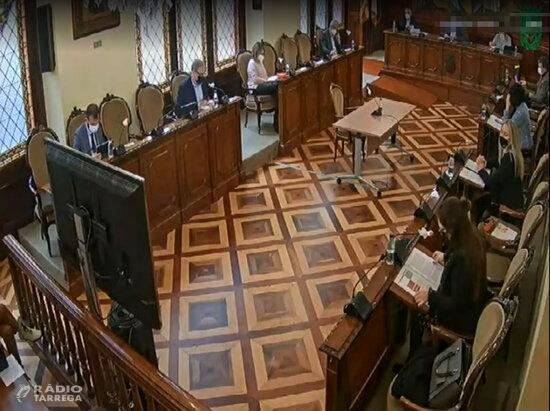 Llum verda al pressupost de la Diputació de Lleida per al 2021 amb l'aval d'ERC, JxCat, PSC i UA i l'abstenció d'ECP