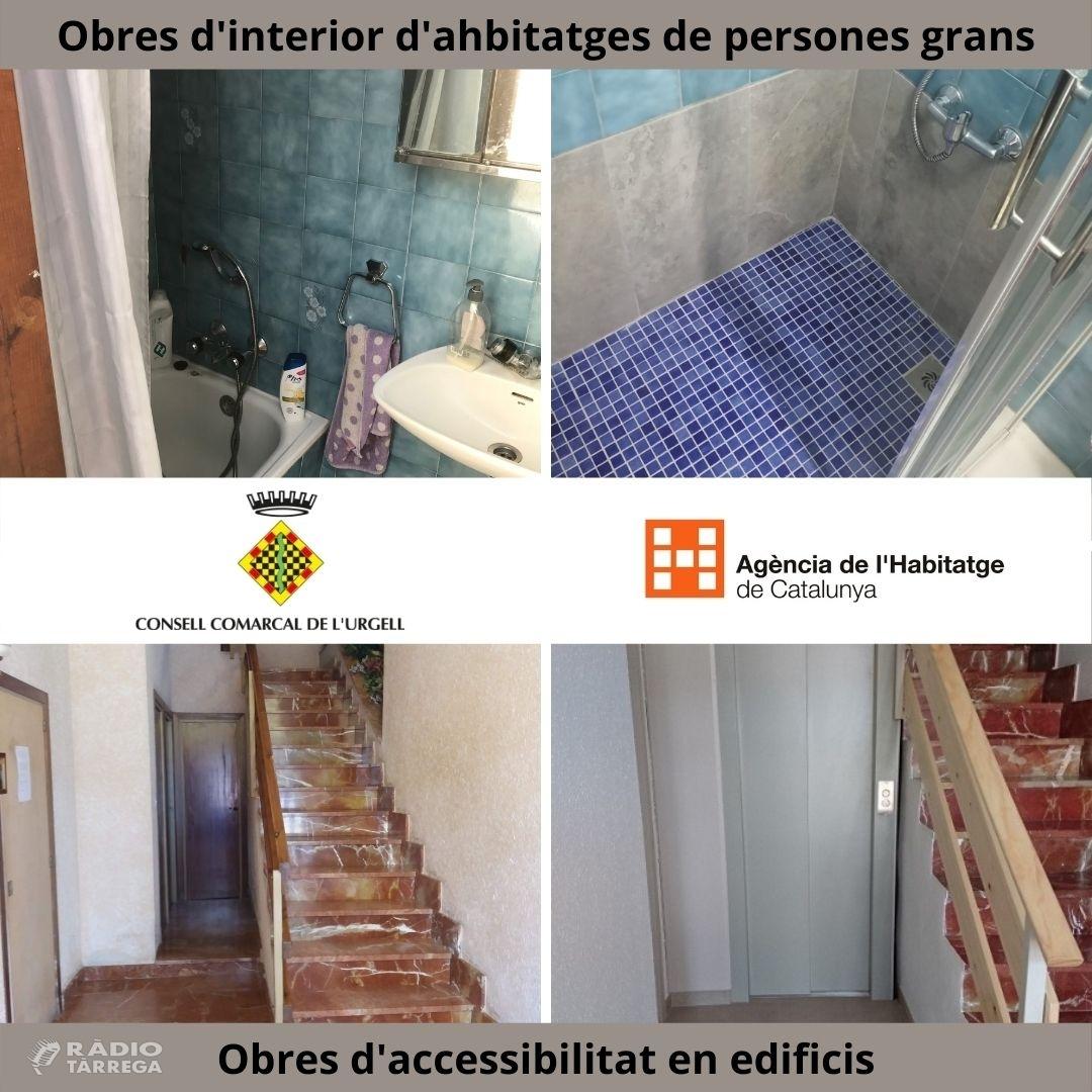 L'oficina d'habitatge del Consell Comarcal de l'Urgell fa balanç del 2020