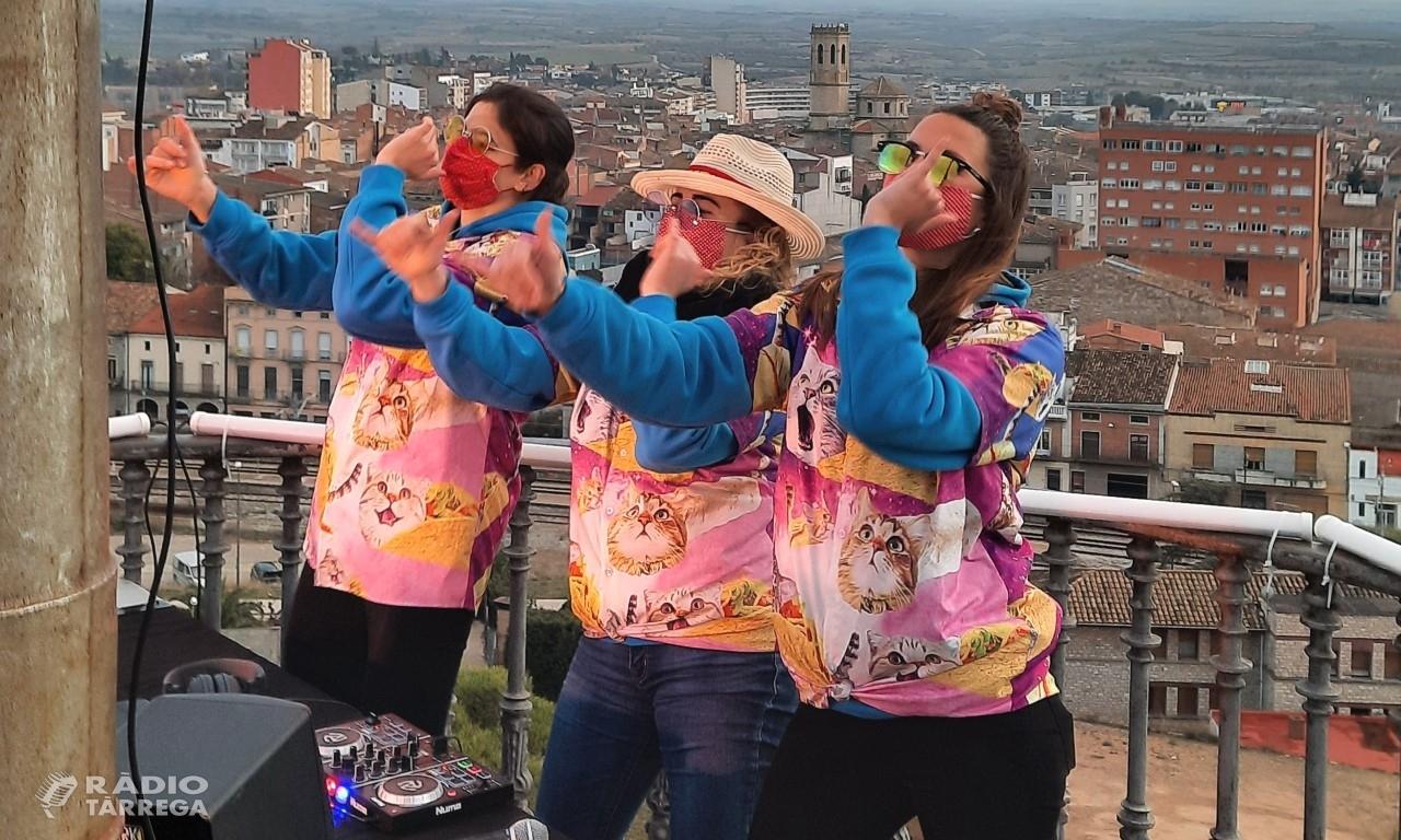 La Regidoria de Cultura de Tàrrega oferirà una sessió virtual de DJs per donar la benvinguda al 2021