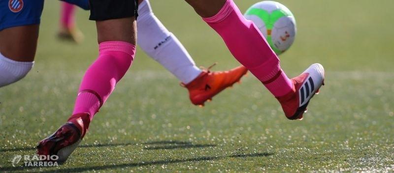Suspès el partit pel tercer i quart lloc de la Copa Femenina que s'havia de disputar demà al Camp Municipal de Futbol Joan Capdevila de Tàrrega