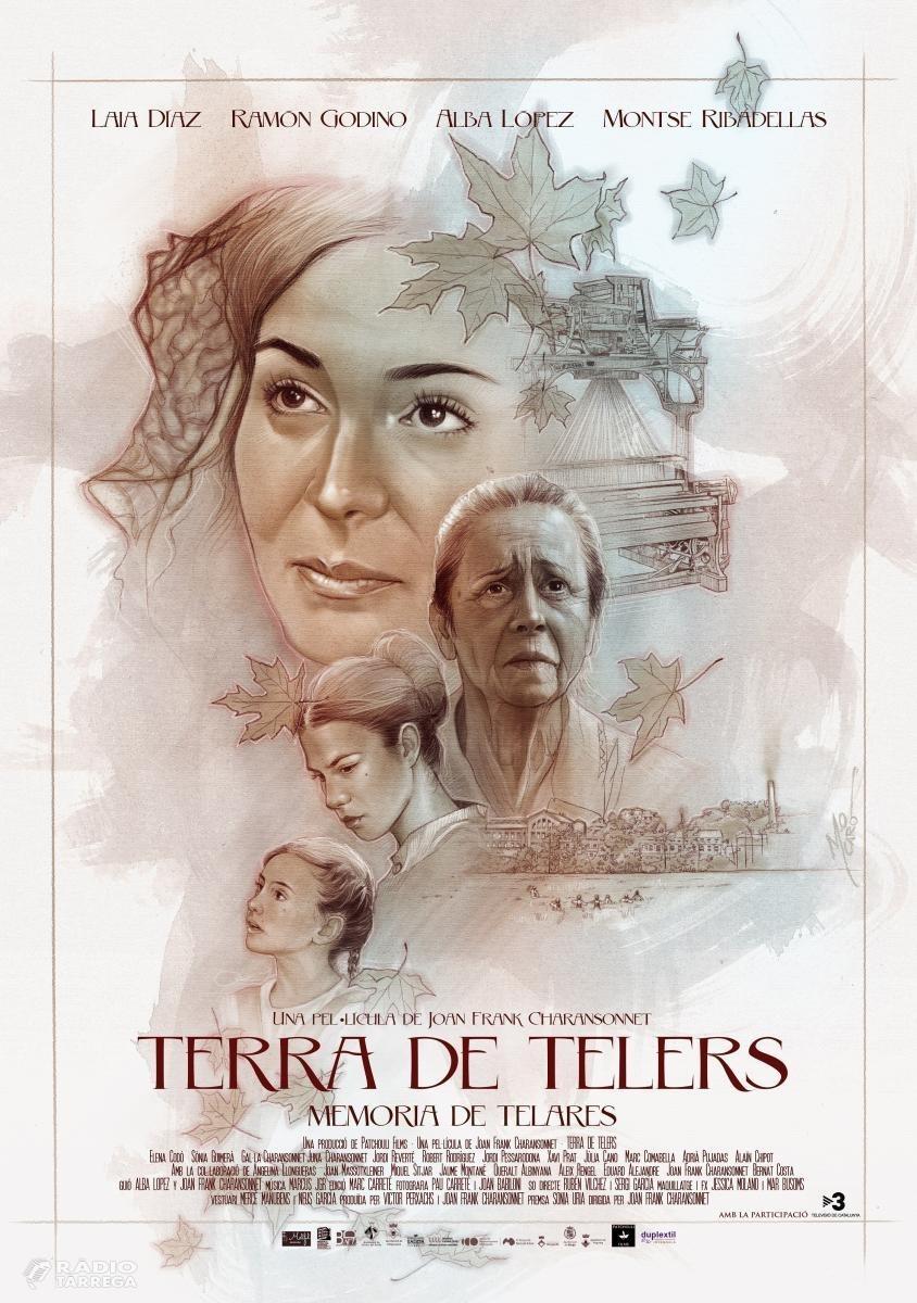 """Diumenge es presenta als cinemes Majèstic de Tàrrega la pel·lícula """"Terra de telers"""" amb la presència del seu director, Joan Frank Charansonnet"""