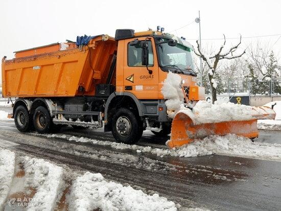 Mor d'un infart un conductor que havia quedat atrapat per la neu a Belltall